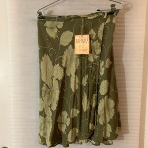Tommy Bahama women's Skirt size 14 NWT